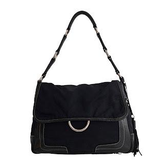 Prada Ring Flap Bag