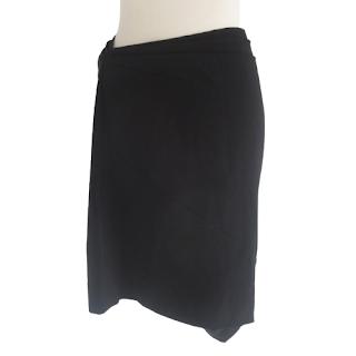 Balenciaga MINT Black Skirt