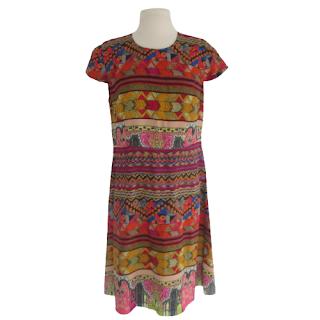 Etro Kaleidoscope Dress