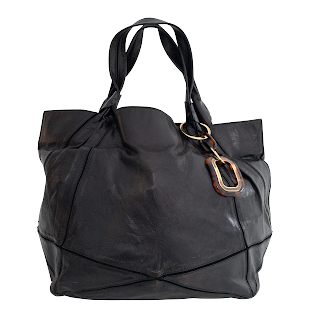 Roger Vivier Leather Tote