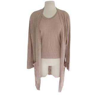 Missoni Metallic Sweater Set