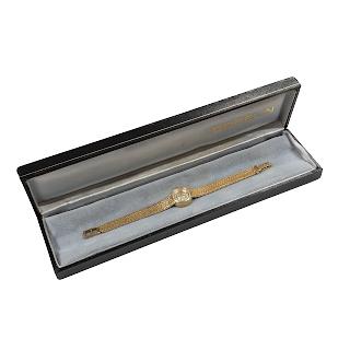 18K Gold Gubelin Watch