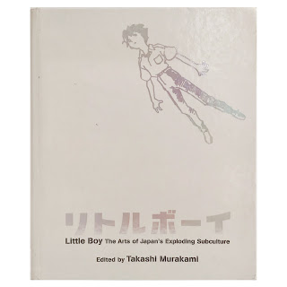 Takashi Murakami SIGNED 'LITTLE BOY The Arts of Japan's Exploding Subculture' Book