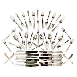 Sterling Silver Flatware Lot