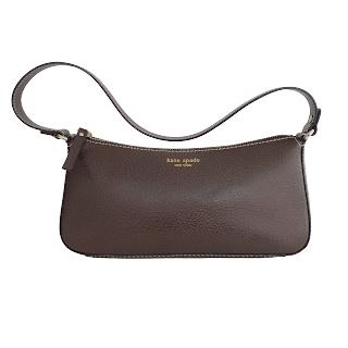 Kate Spade Brown Leather Shoulder Bag