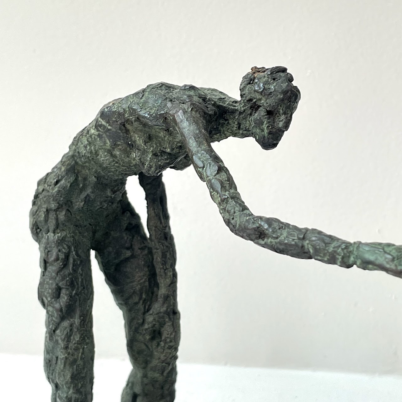 H. Jeusse Bronze Sculpture