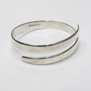 Sterling Silver Metropolitan Museum of Art Bracelet