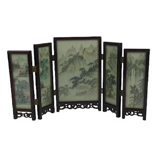 Dangqing Tabletop Screen