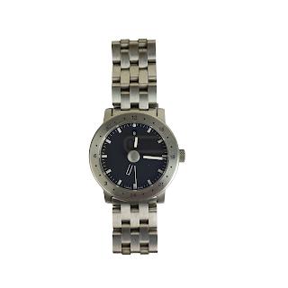 Hannes Wettstein Ventura V-Matic Chronometer Wristwatch