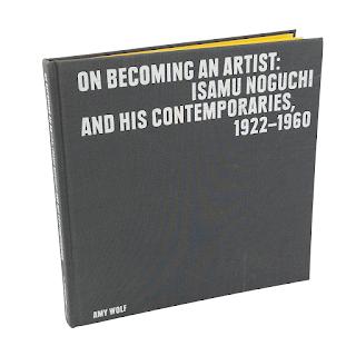 'On Becoming an Artist: Isamu Noguchi and His Contemporaries, 1922-1960' RARE Book