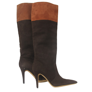 Kate Spade Suede Leather Calf Boots