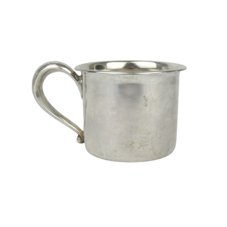 Sterling Silver Webster Baby Cup