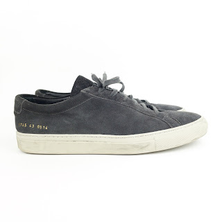 Common Projects Suede Trainers
