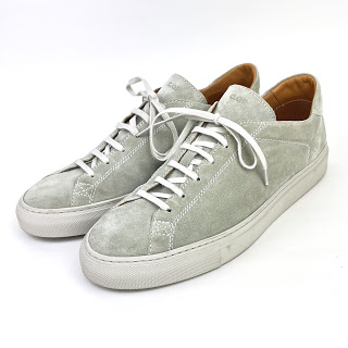 CQP Suede Trainers