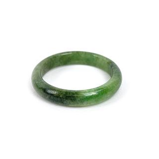 Jade Thin Band Ring