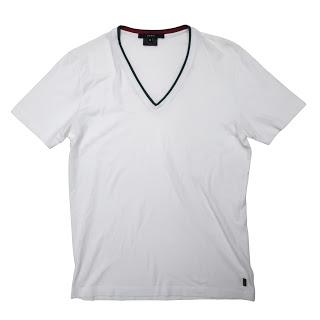 Gucci V-Neck T-Shirt **