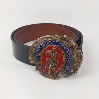 D&G Leather Belt