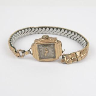 10K Gold Vintage Benrus Watch