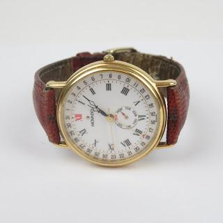 Movado Vintage Calendar Watch