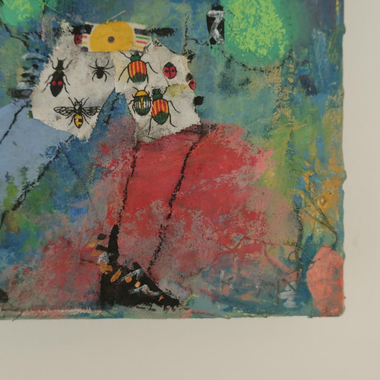 Richard Kurtz Signed Painting
