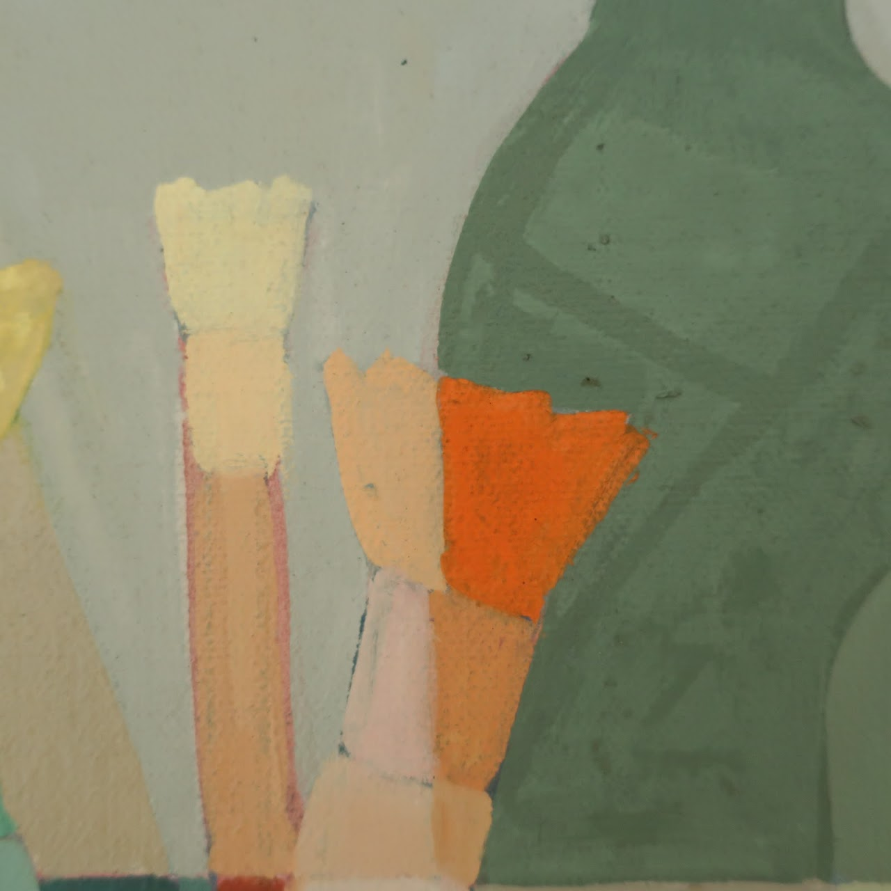 Helen Burdon Price Signed Still Life Oil Painting
