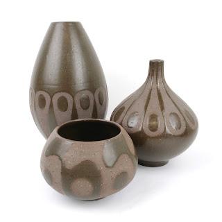 Jonathan Adler Studio Line Vase Lot