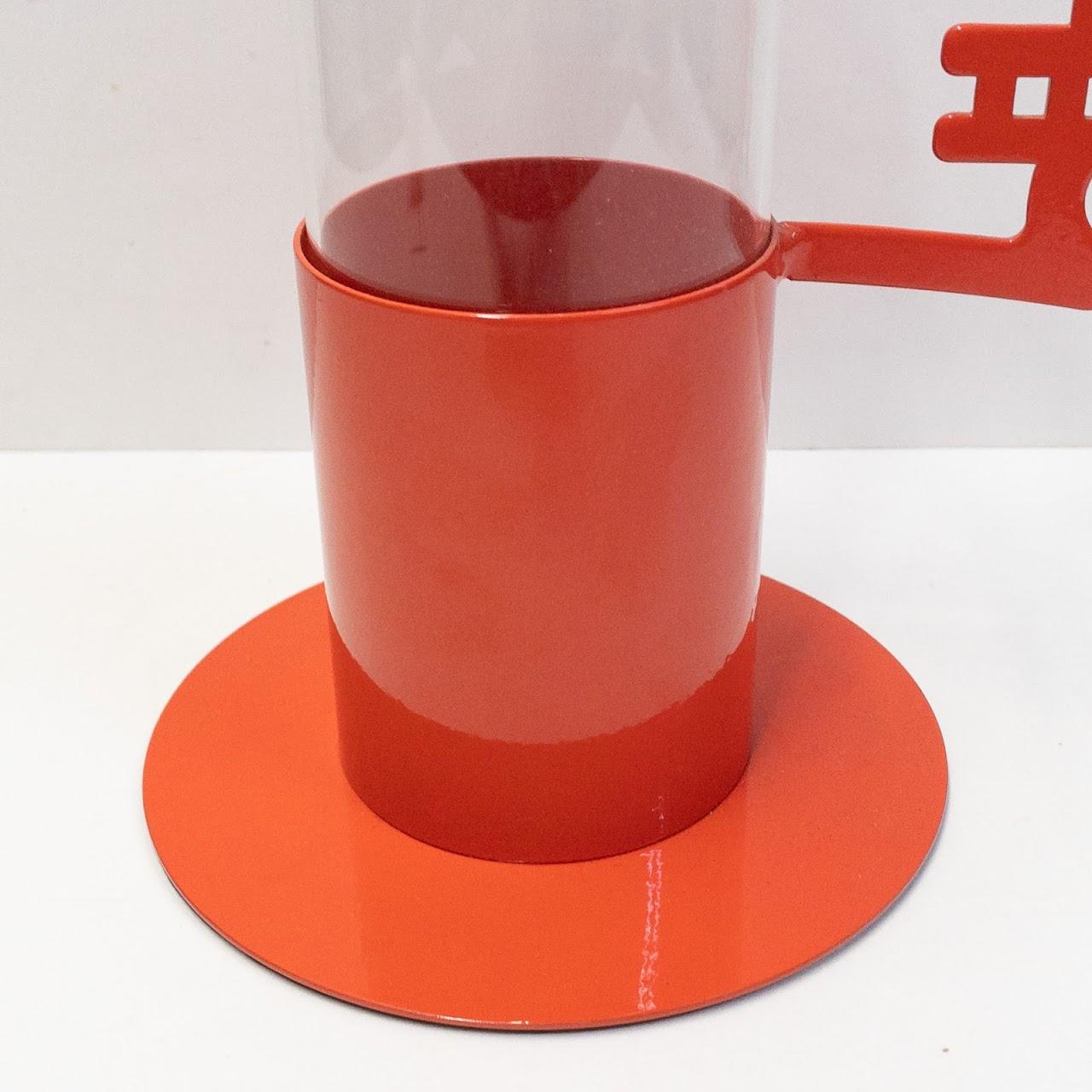 Andrea Branzi Profile Vase