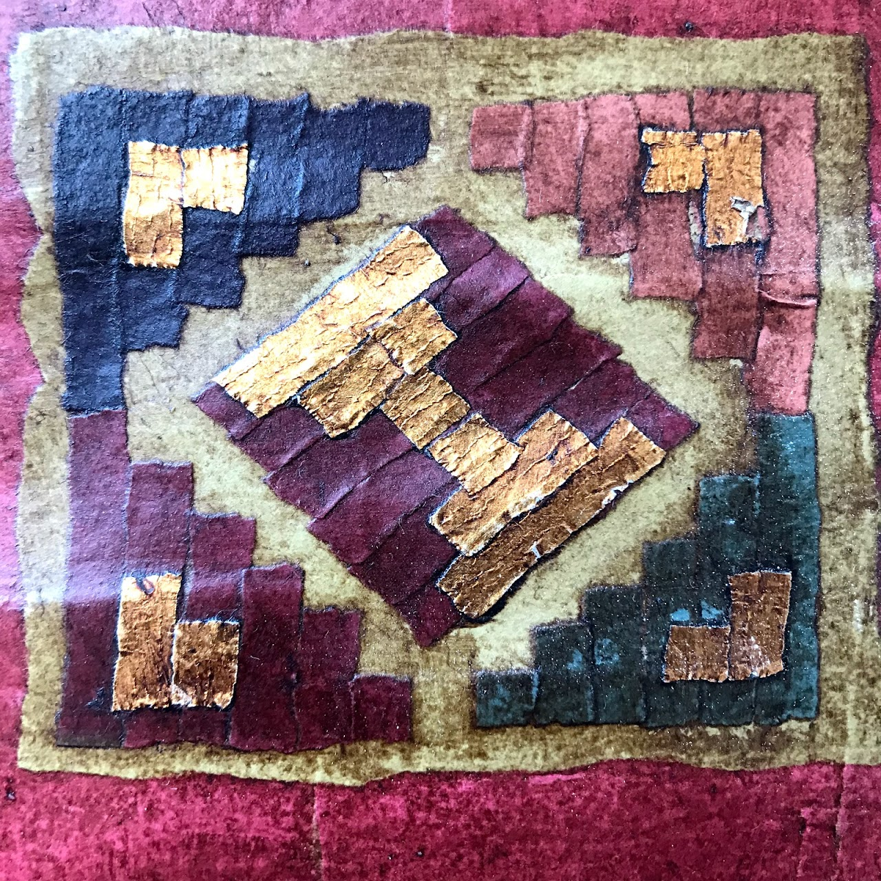 Paper Quilt Collage