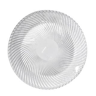Tiffany & Co. + Joseph Riedel Glass Swirl Plate