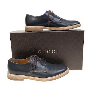 Gucci Cirano Lux Derby Shoes