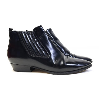 Isabel Marant Patent Leather Ankle Boots