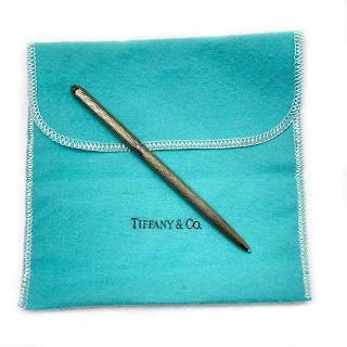 Tiffany & Co. Sterling Silver Ballpoint Pen