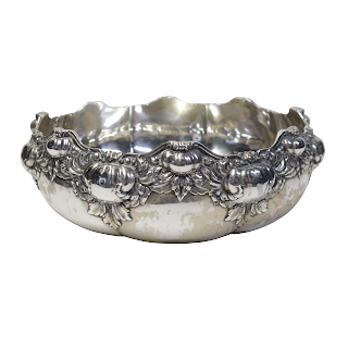 Tiffany & Co. Antique Sterling Silver Bowl