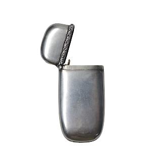 Sterling Silver Lighter Case