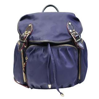 MZ Wallace Backpack Purple