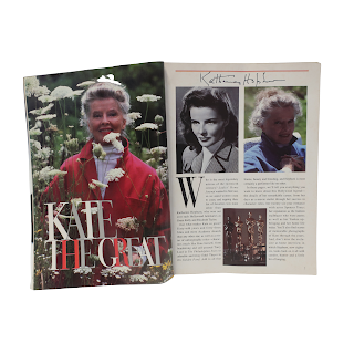 Katharine Hepburn Signed Ladies' Home Journal Special Edition
