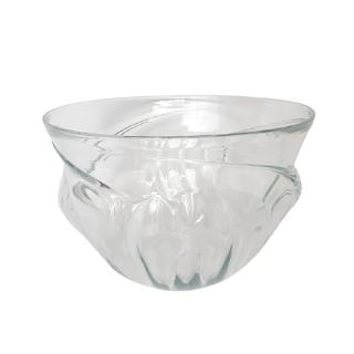 Peter Bramhall Signed Art Glass Bowl