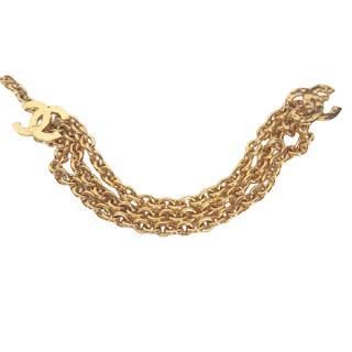 Chanel 'CC' Chain Belt
