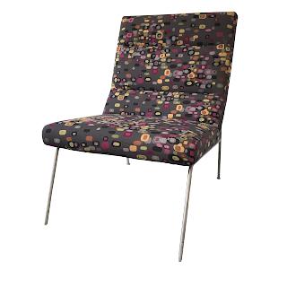 American Leather + Wasser's Furniture Trey Chair