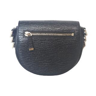 Rebecca Minkoff Black Leather Crossbody Bag