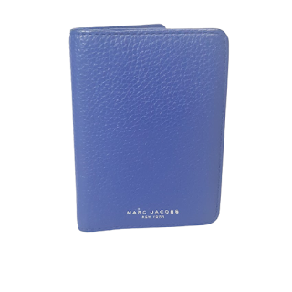 Marc Jacobs Leather Passport Wallet