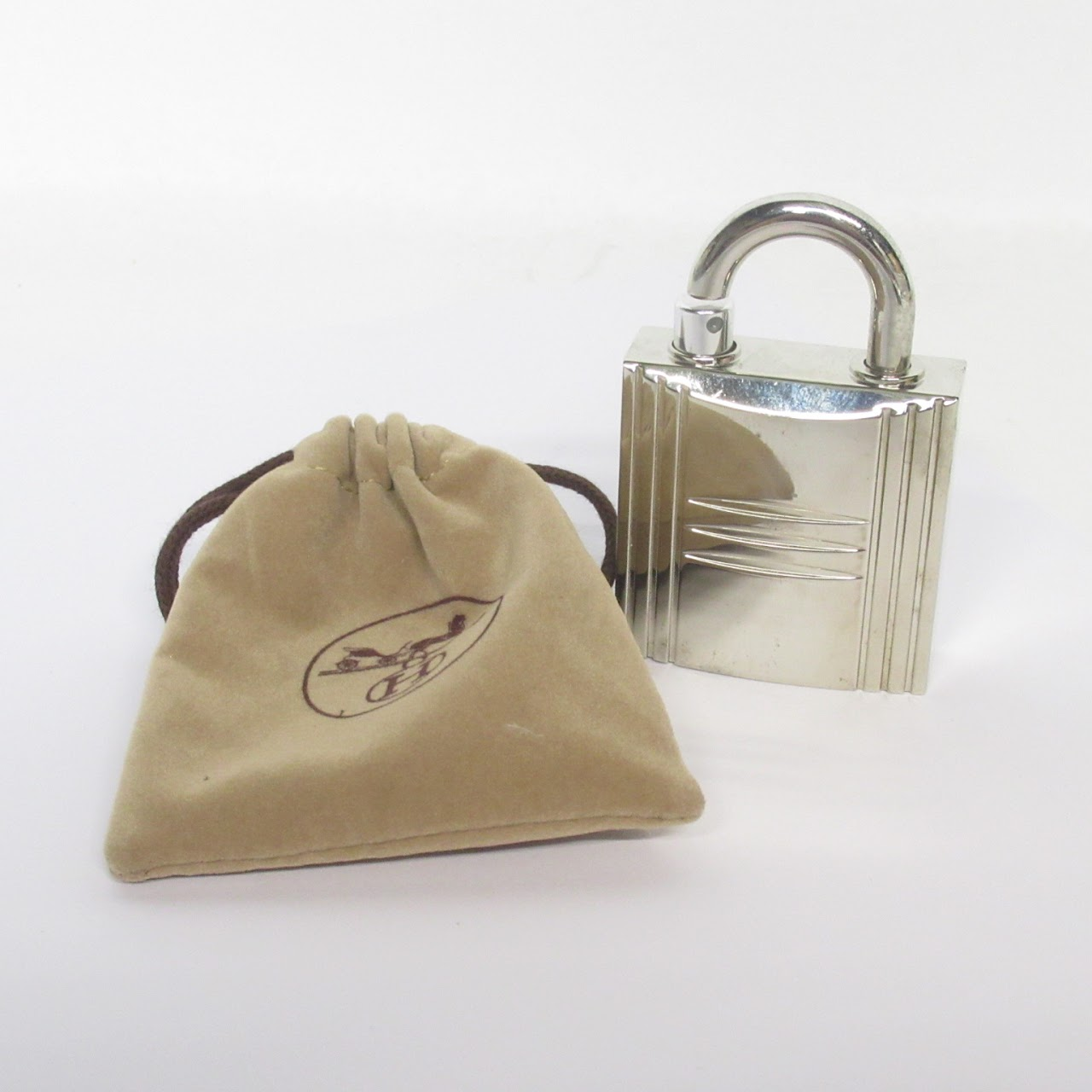 Hermès Refillable Fragrance Padlock
