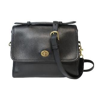 Coach Vintage Classic Top Handle Bag