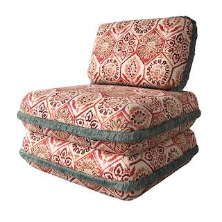 Goddard Design Scout Slipper Chair