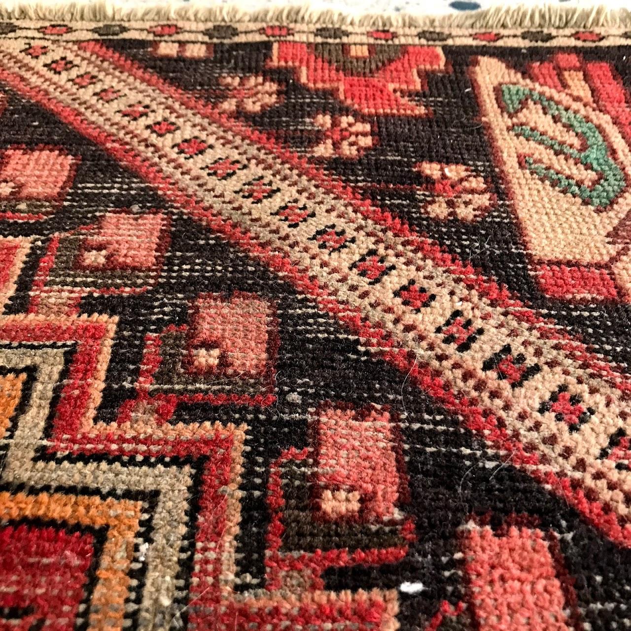 Heriz Wool Area Rug