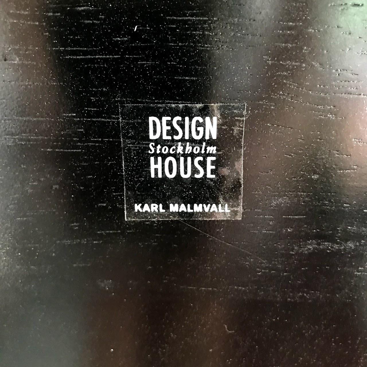 Karl Malmvall for Design Stockholm House Stepladder