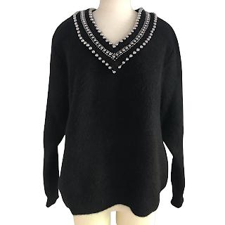Alexander Wang Studded Sweater