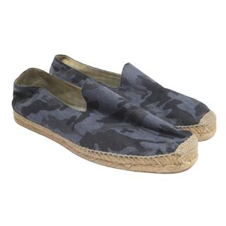 Stubbs & Wootton Camo Espadrille Loafers