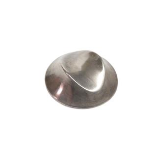 Sterling Silver Circular Brooch