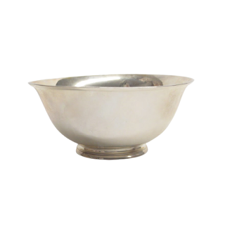 Sterling Silver  Erickson Footed Bowl
